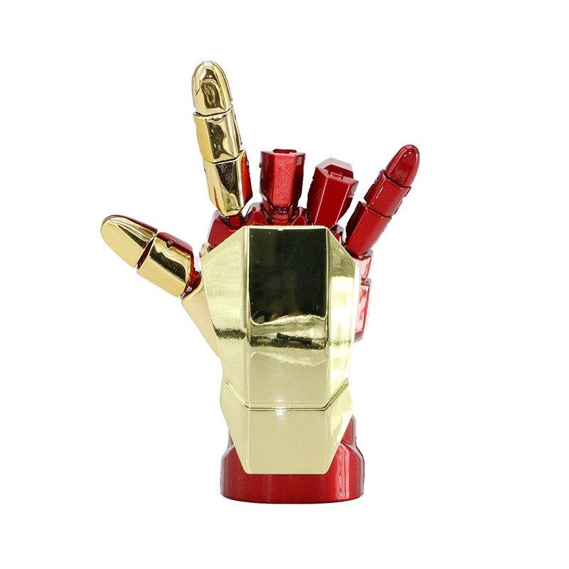 High Quality Flash Disk Avengers Iron Man Hulk Usb Flash Drive 4G 8G 16G Pendrive 32GB 64GB 128GB Pen Drive Usb Key Memory Stick