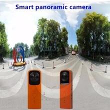 360 Video Camera Dual Lens 720 Panoramic DV VR wifi mini 360 degree two lens action sport camera