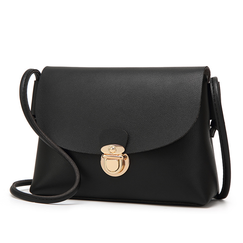 ФОТО MUPO Fashion Women Crossbody Bags Causal Messenger Bag Scrub Solid Soft Fashion High Quality Cover Bag Famous Design Black