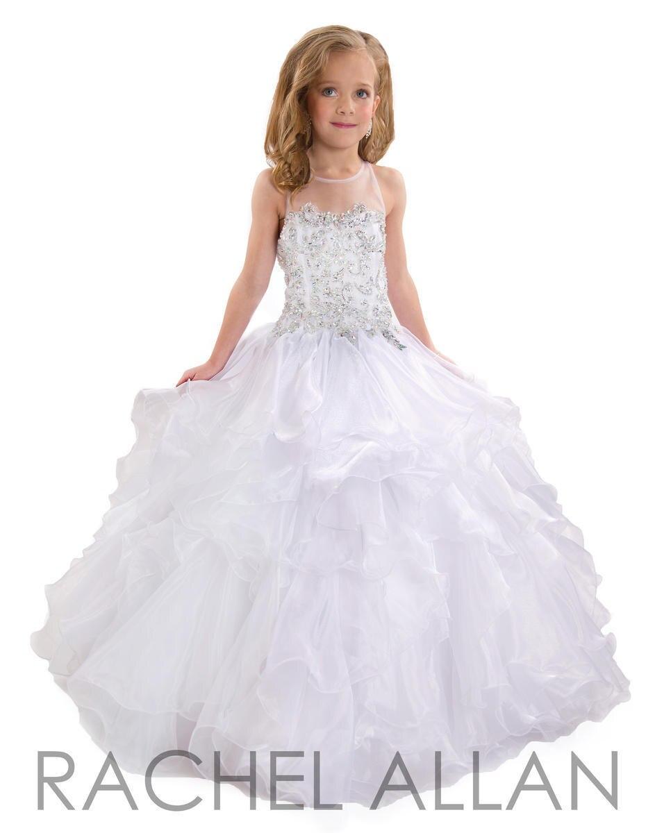 Robe de mariage pour fille for Robe formelle pour les mariages