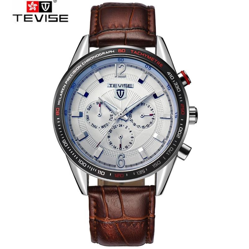 ФОТО Luxury WatchesRelogio Masculino Mechanical Men Day/Week/24 Hours Watch Wristwatch Gift Box Free Ship