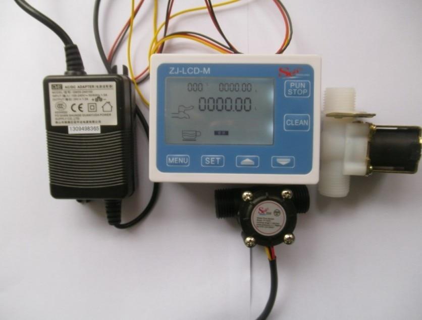 Water Flow Controller ~ Aliexpress buy g quot water flow control lcd display