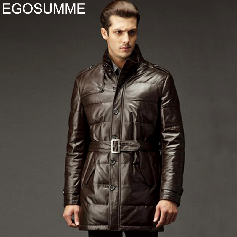England fashion handsome single breasted Slim and long Military ...
