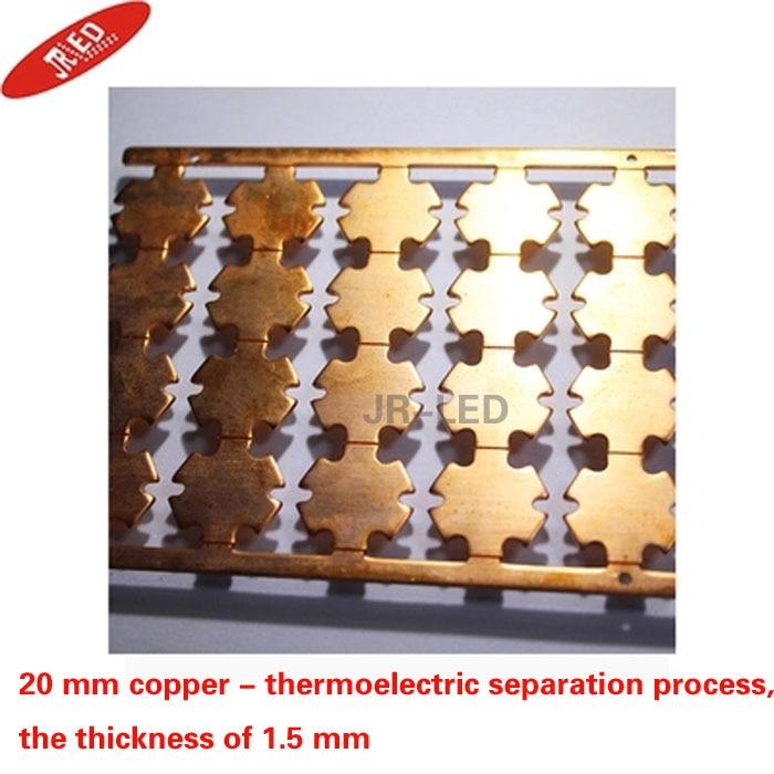 Lâmpadas Led e Tubos pcb placa de cobre Model : Cree-xml-u2-10w