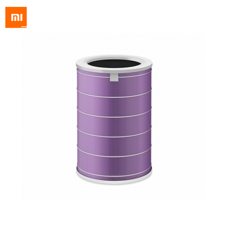 Original Xiaomi Air Purifier 2 Filter Cleaner Filter Intelligent Mi Air Purifier Core Removing Formaldehyde PM2.5 Antibacterial