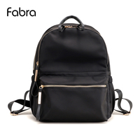 Fabra Women Backpack Fashion Waterproof Nylon Female Backpacks For Teenage Girl Student School Bags Rucksack Shoulder