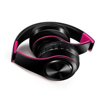 Écouteurs casque sans fil Pliable Bluetooth