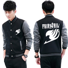 Fairy Tail Cosplay Hoodie Jacket