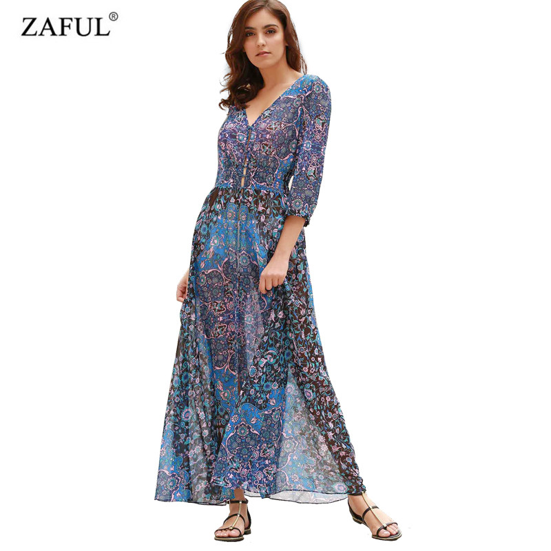Online Get Cheap Long Summer Dresses Uk -Aliexpress.com | Alibaba ...