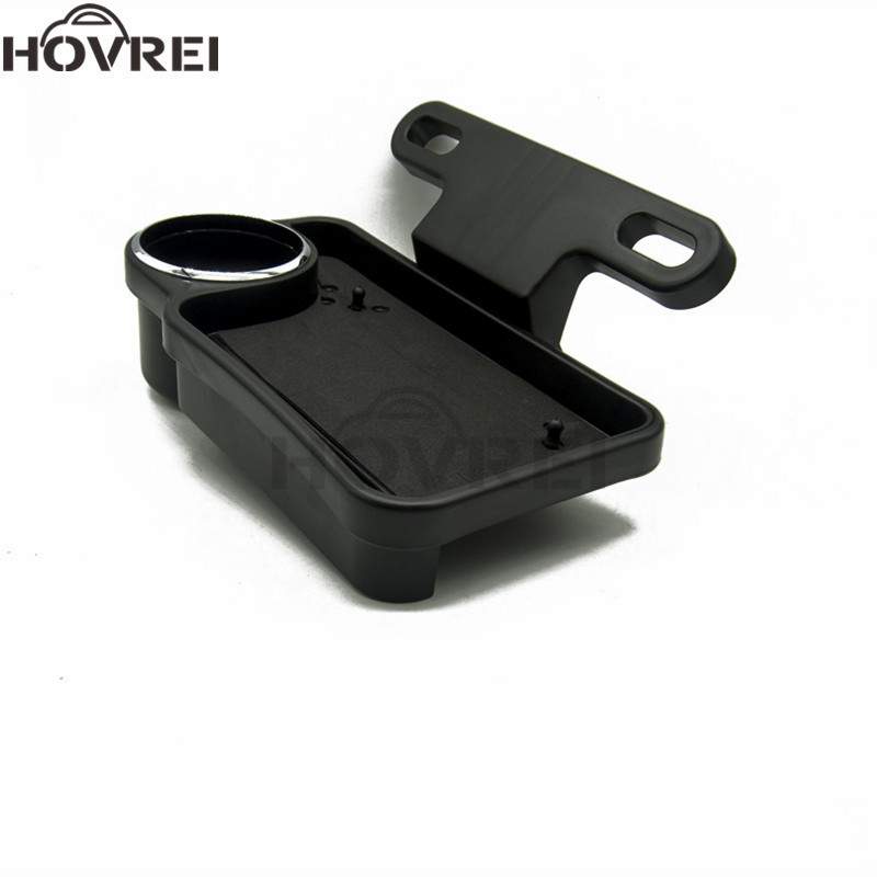 new black Auto Car Back Seat Folding Table Stowing Tidying Drink Food Cup Tray Holder Stand Desk Laptop Dinning Organizer