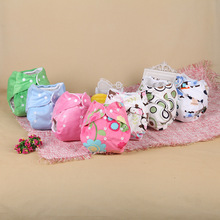 1 pic diapers for children napkins  newborns baby  cloth diapers pants Adjustable size diapers reusable nappies cloth TNB9
