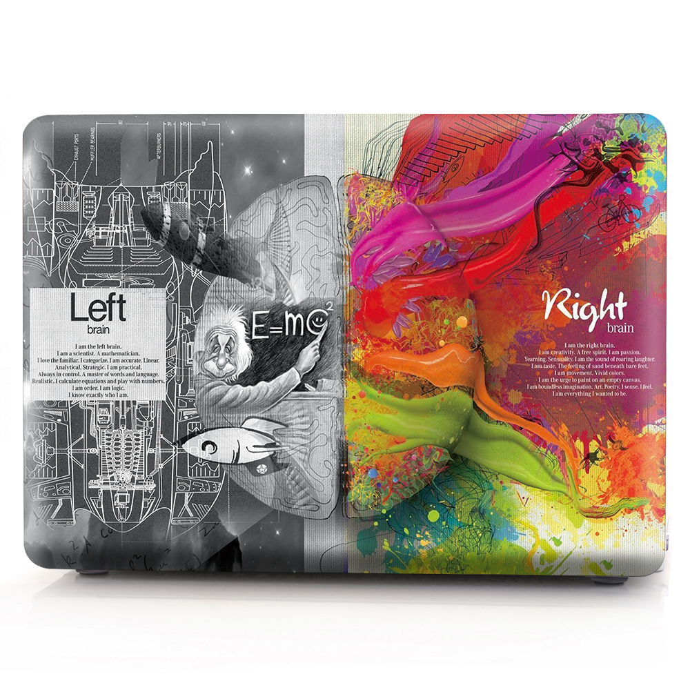 Brain Painting Case for MacBook 151