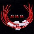10 unids 5A Medio ATC Portafusibles con Cable para el Barco Del Carro Del Coche/Ato ME3L