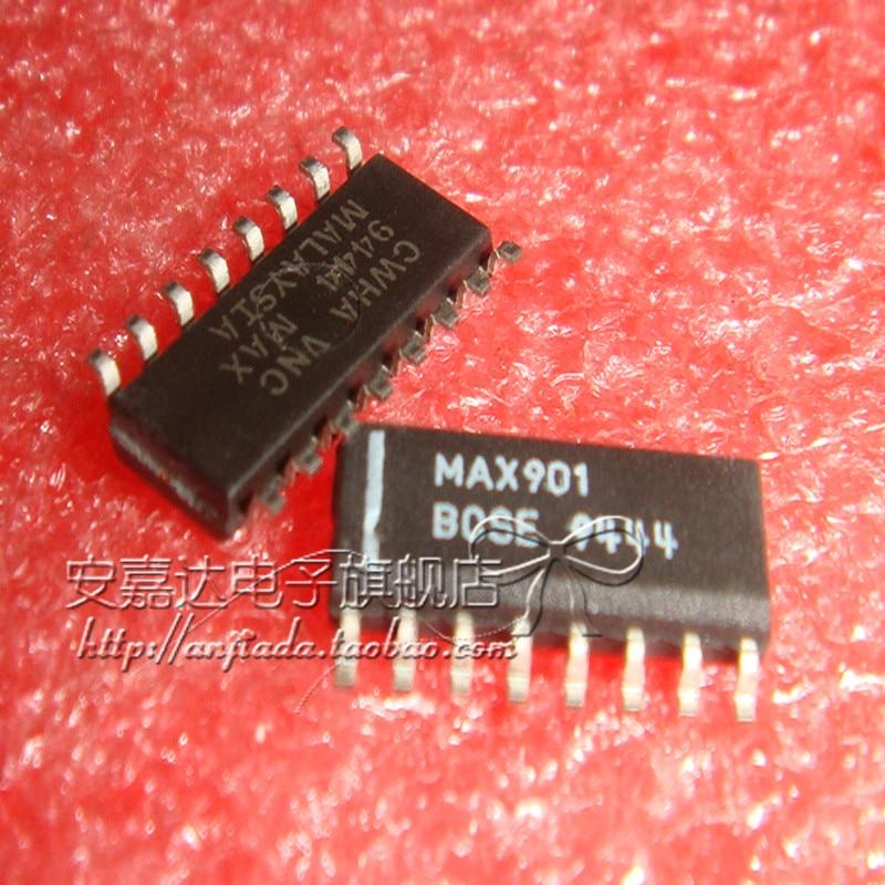Цена MAX901BCSE+