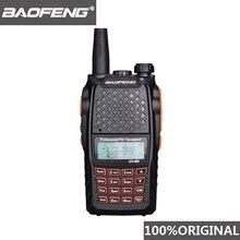 Baofeng UV-6R Walkie Talkie 7W Professional CB Radio Dual Band 128CH LCD Display Wireless Pofung UV6R Portable Ham Two Way