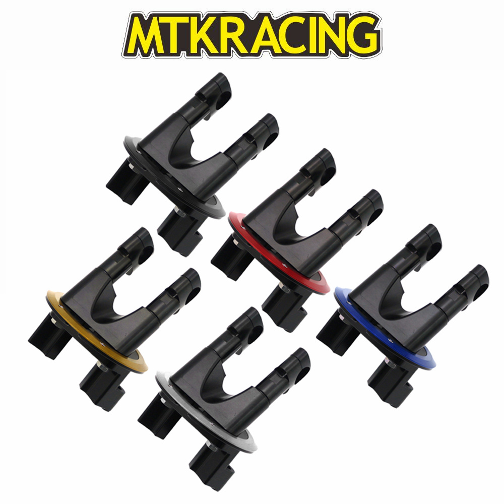 MTKRACING Free Shipping T-Max New KIT RISER POUR GUIDON T-Max 530 TMax 530/ ABS 2012-2019 Motorcycle Accessories 5 Colors
