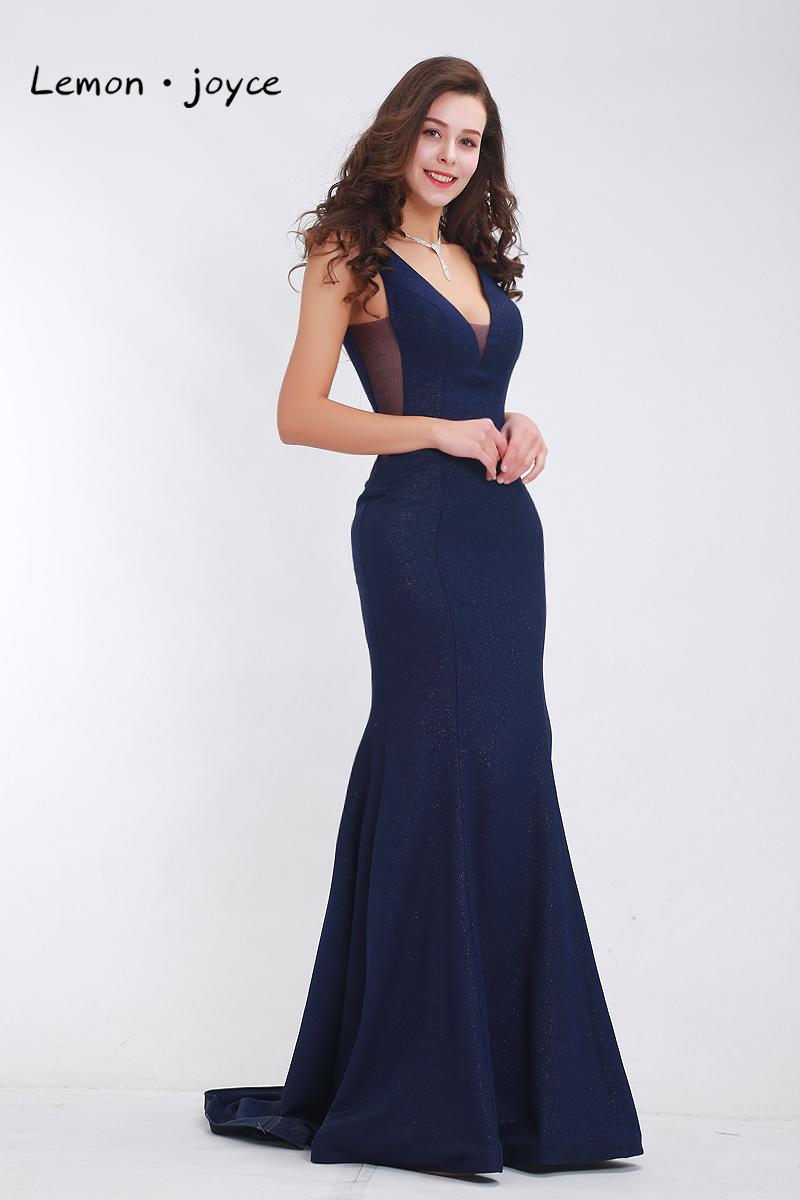 Detalle Comentarios Preguntas sobre Azul oscuro elegante baile de ... 9dcd96adb9ce