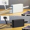 50 w 6-port usb multi carregador adaptador de alimentação 5 v/10a para iphone samsung tablets