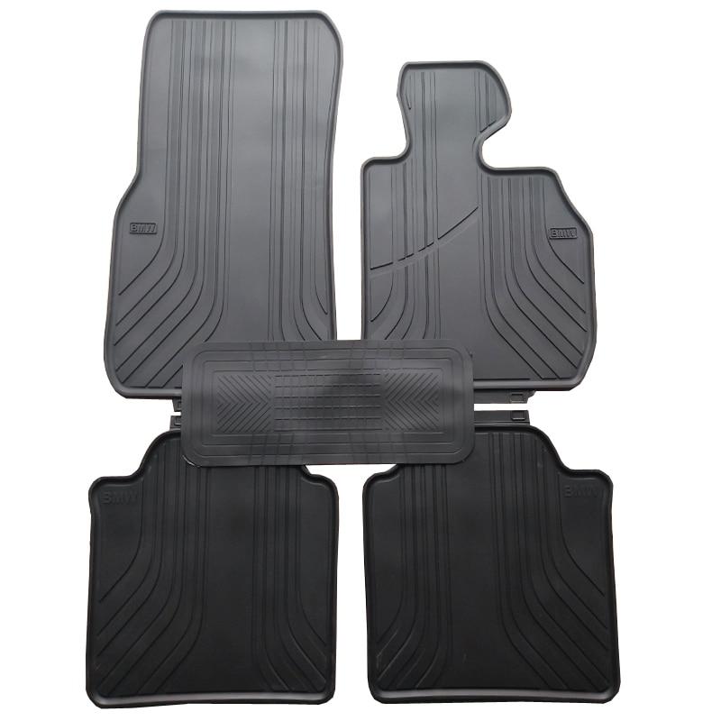 No Odor Custom Wateproof Durable Carpets Rubber Car Floor Mats For