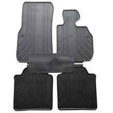 Без запаха пользовательские Wateproof прочный ковры резиновые автомобильные коврики для RHD правый руль BMW 3 серии F30 320i 328i 318i