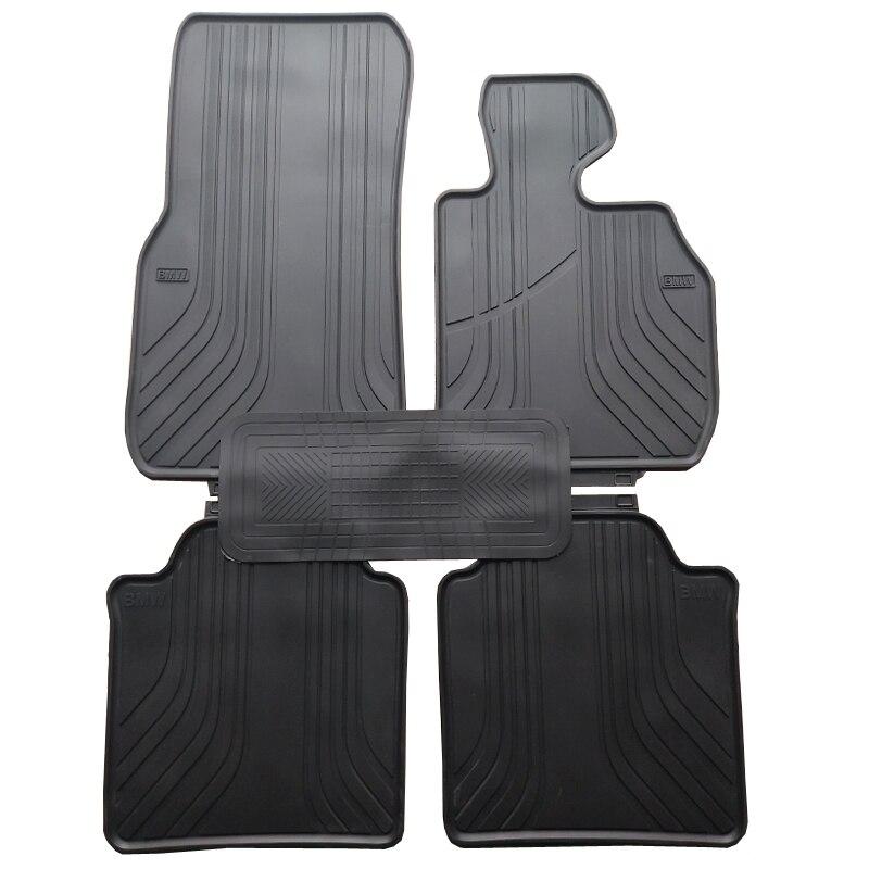 Pas d'odeur personnalisé imperméable à l'eau Durable tapis en caoutchouc voiture tapis de sol pour RHD conduite à droite BMW 3 série F30 320i 328i 318i