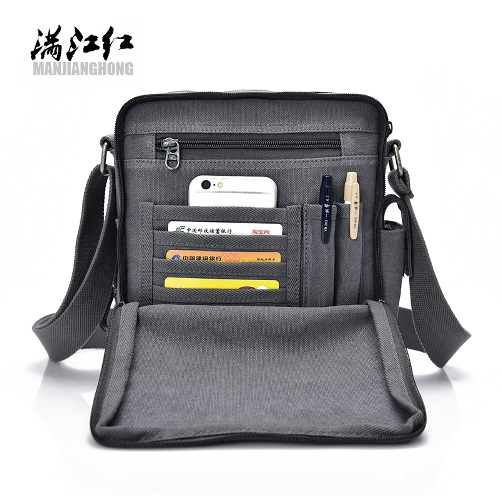 Men Shoulder Bag High Quality Multifunction Men Canvas Bag Casual Travel Bolsa Masculina Men's Crossbody Bag Messenger Bags flash sale 2017 bld brand men casual messenger bag high quality canvas shoulder bags for men business travel crossbody bag