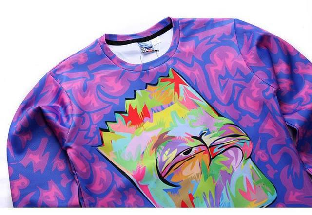 Bart sweatshirt 2