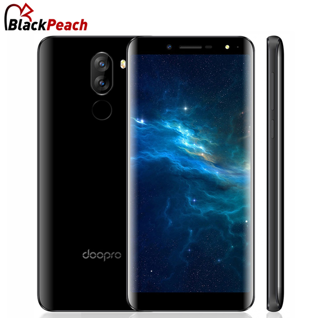 Doopro P5 5.5 Inch HD 3500mAh Mobile Phone MTK6580 Quad Core Android 7.0 1GB RAM 8GB ROM 5MP Dual Camera 3G WCDMA Smartphone