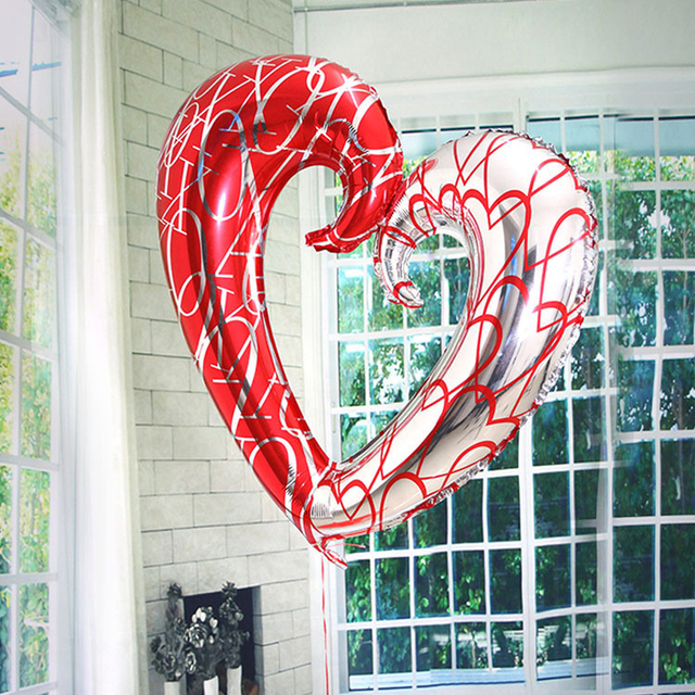 Mosaic Heart Balloon