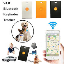Bluetooth GPS Tracker Key Finder Smart Anti-Lost Theft Device Alarm Locator цена