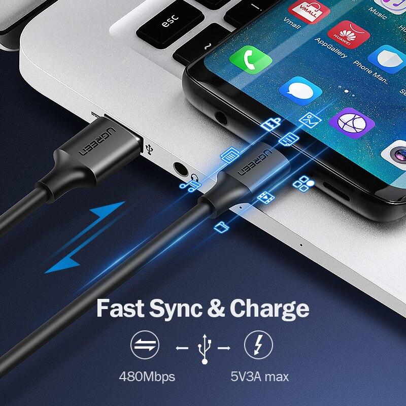 téléphone USB Charge de