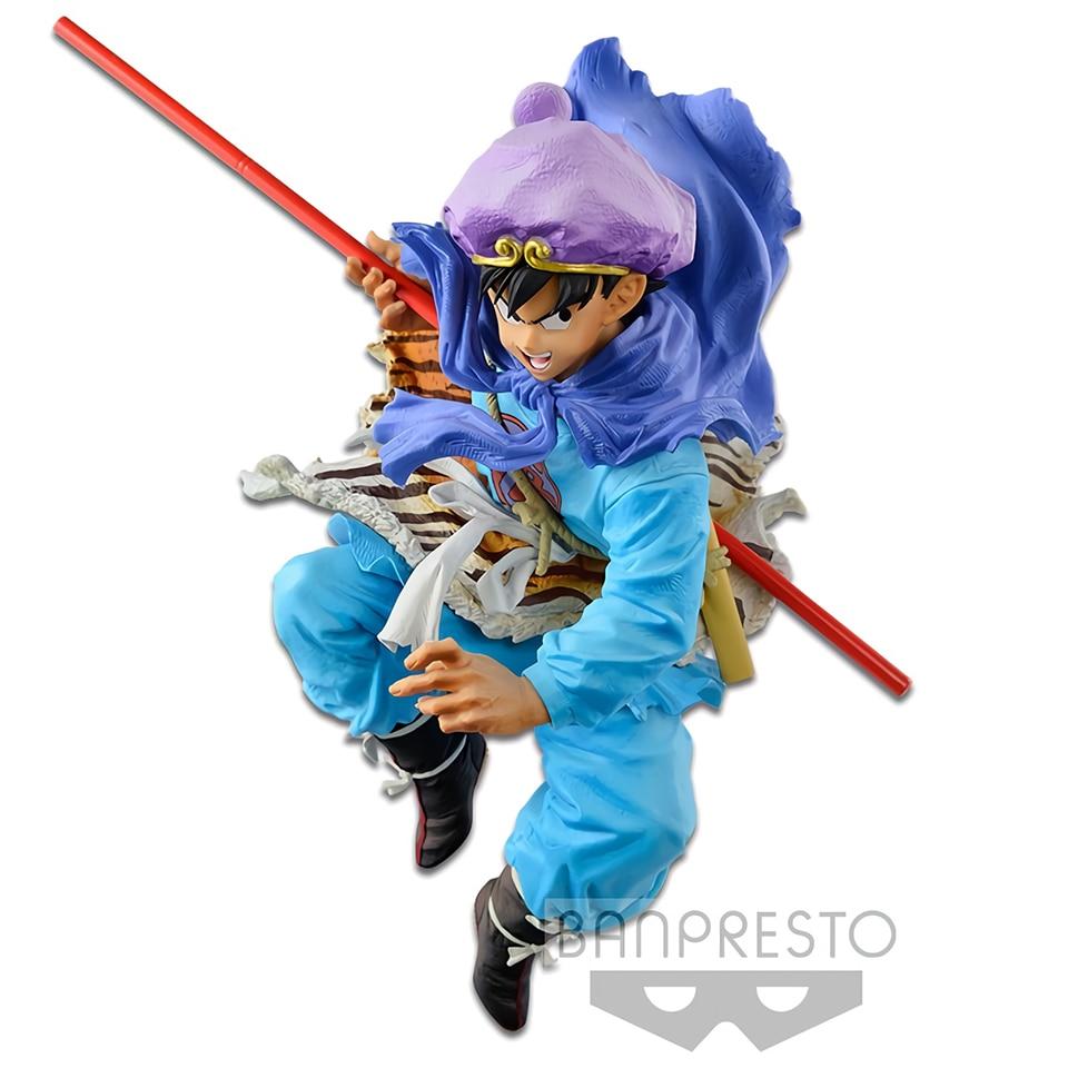 Tronzo Original Banpresto Dragon Ball Action Figure BWFC Dragon Ball Son Goku PVC Figure Collection Model