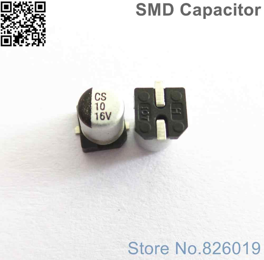 Detail Feedback Questions About 15pcs Lot 16v 10uf Smd Aluminum Lm317 Circuit Capacitor Question Electrolytic Capacitors Size 454