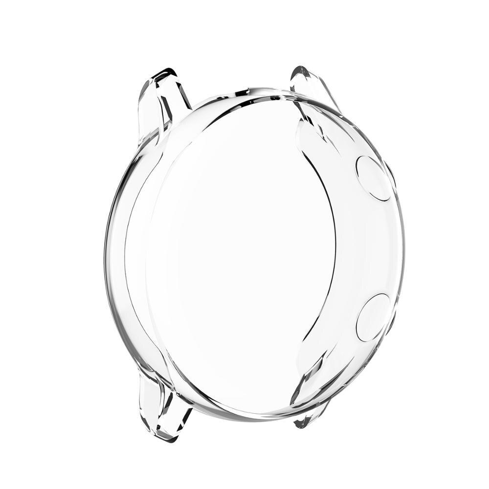 Image 3 - Мягкий чехол из ТПУ для защиты экрана, полное покрытие для samsung Galaxy Watch Active Case для Galaxy Active 40 мм SM R500 аксессуары для бампера-in Умные аксессуары from Бытовая электроника