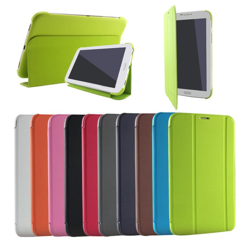 #20 For Samsung Galaxy Tab3 7.0 Lite T110 T111 Case Cover Auto Wake Sleep