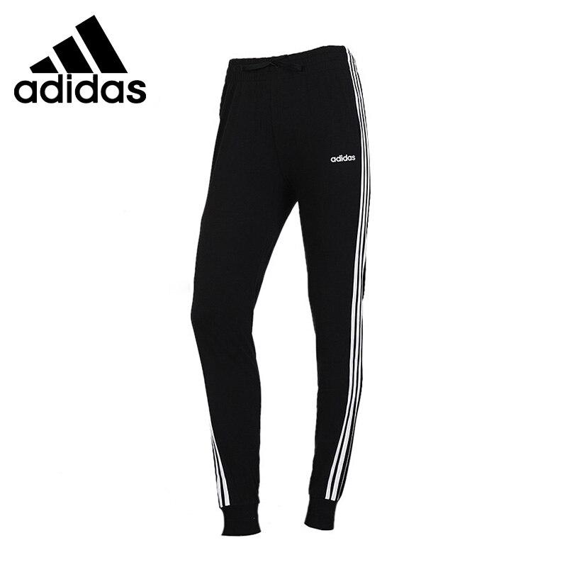 Original New Arrival  Adidas W E 3S PANT SJ Women's  Pants  Sportswear