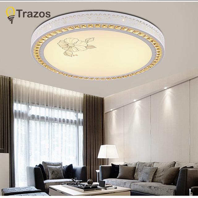 moderne rc gesteuert dimmbare farbe led deckenleuchte für ... - Moderne Deckenleuchten Fur Wohnzimmer