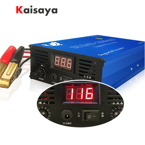 Image 1 - SUSAN 1030SMP LCD display 4 core HIFI power inverter 2500W With frequency adjustment 12V booster car power converter D5 005