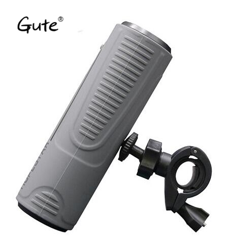 Gute CH3 Monica new Waterproof Wireless Bluetooth Speaker cycling Portable soundbar Radio FM caixa de som portatil altavoz ducha