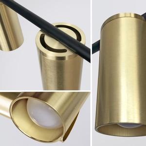 Image 5 - Scandinavian Post modern LED Ceiling Chandeliers Lighting Creative Designer Hanging Lamp Dining Room Living Room Coffee Lustre