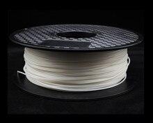 Filamento retardador da chama da impressora 3d 1.75mm makerbot/reprap/mendel/ultimaker 3d material de impressão filamento do pla 1kg 1.75 rolo