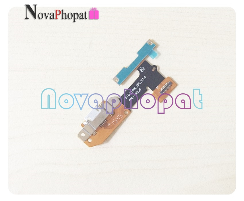 Novaphopat For Lenovo YOGA Tab 3 YT3-X50L P5100_usb_fpc_v3.0 Micro Charging Port Connector USB Dock Charger Connect Flex Cable