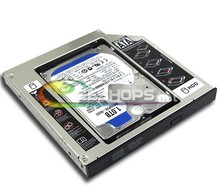 New for HP Elitebook 8440w 8560w 8560p 8570p Notebook PC 2nd 1TB 1 TB HDD SATA3 Second Hard Disk DVD Optical Drive Bay Case New