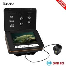 EYOYO Underwater Fish Finder Video Camera for Fishing 1000TVL 5