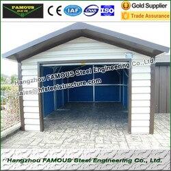 Staal schaduw met lage prijs voor opslag of carport