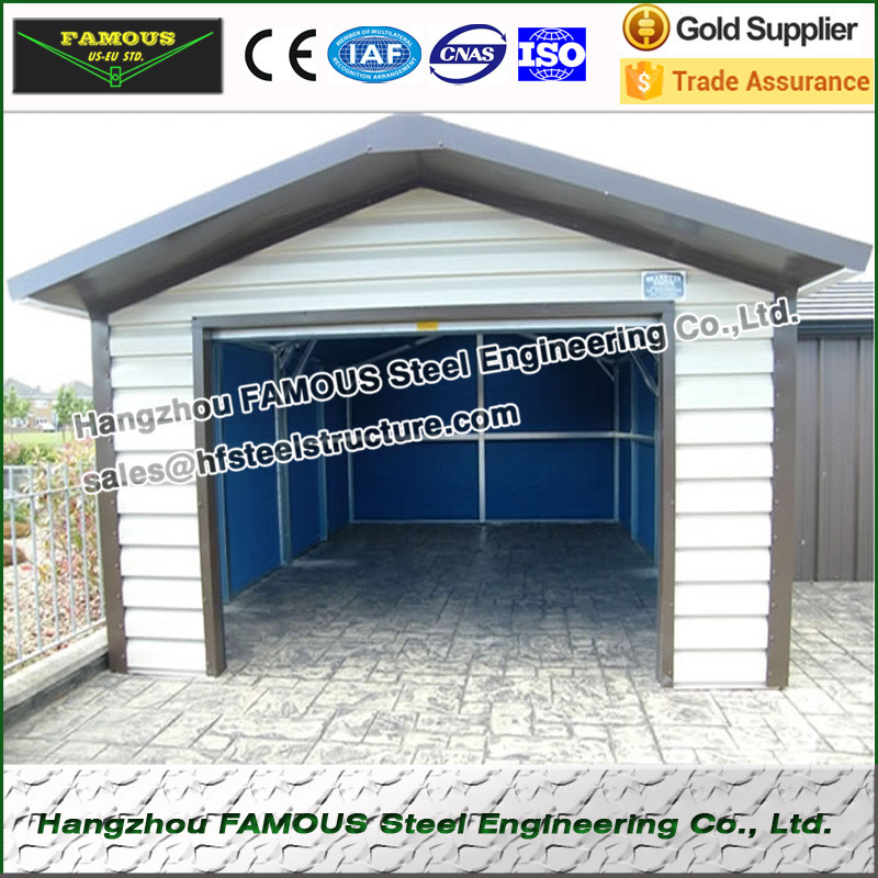 Steel shade with low price for storage or carport