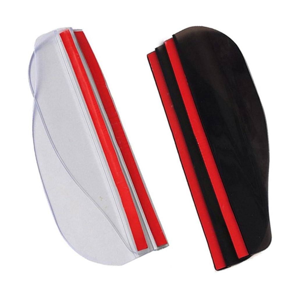 NewAutomotive Car Rear View Mirror Protector Rain Guard Mirror Protector Rain Eyebrow Rear View Mirror Visor Shade