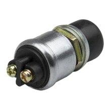 Сверхмощный пусковой кнопка запуска двигателя сверхмощный мгновенный пусковой переключатель 12 В постоянного тока всепогодный Кнопка запуска переключатель(50 Ампер