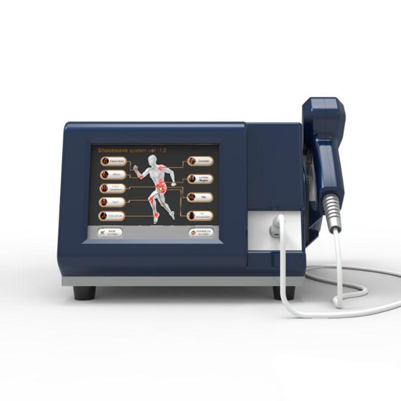New Model Effective Physical Pain Therapy System Acoustic Shock Wave Extracorporea (14)
