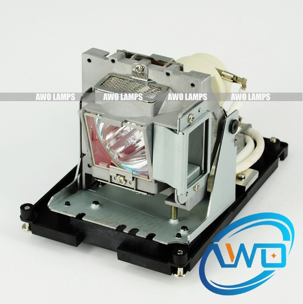 5J.Y1H05.011 Compatible bare lamp with housing for BENQ MP724 PROJECTOR compatible projector lamp for benq 9e 08001 001 mp511